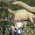 wycieczka do Bałtowa - Dinozaury #dinozaury #bałtów #wycieczka #michałek
