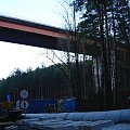 #most #estakada #kwiatkowskiego #obwodnica #las #witomino #gdynia #filary #drigi