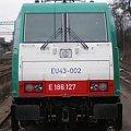 Mordka #bombardier #e186 #Cargo #EU43 #lokomotywa #PKP #Traxx