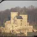Zamek - tym razem z innego miejsca widokowego..przy maxymalnym zbliżeniu 18x #ZamekWBędzinie