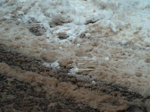 Zima jak co roku zaskoczyła drogowców