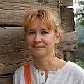 skansen w Lublinie #kobieta #Lublin #portret #postać #skansen #wędrowanie #wycieczki