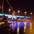 #blask #noc #Odra #regaty #rzeka #woda #Szczecin #WałyChrobrego #żaglowce