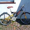 mój Rower merida1 #rower #merida #bike #rama #napis