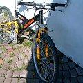 mój Rower merida3 #rower #merida #bike #rama #napis