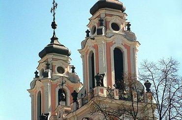 Wilno: Kościół św. Katarzyny #Wilno