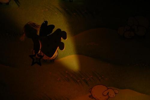 ....w ciemnościach wszystko co lata, wygląda jak ćma... #NocneStrachy #WDziecięcymPokoju