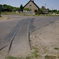 Opalenicka KD teraz..Przejazd w Pakosławiu. 2 lipca 2008 r. #OpalenickaKD #Opalenica #Lwówek #wąskotorówka
