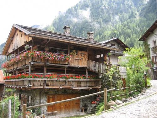 Sottoguda, malownicza wioska #góry #Dolomity #Włochy