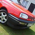 #czerwień #czerwony #golf #golfik #majówka #mk3 #opole #red #tył #volkswagen #vwgolf #vwmania #zawadzkie #żędowice
