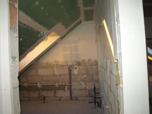 łazienka widok z wejścia