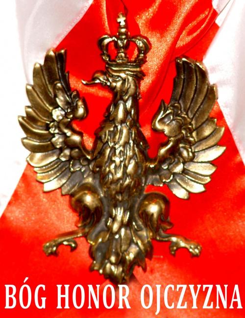 jeszcze Polska nie umarła ... to już 90 lat ...