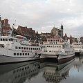 Gdańsk, 26 grudnia 2008 #Gdańsk #Motława #StareMiasto