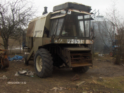 E512 #E512 #fortschritt #kombajn #maszyny #rolnictwo