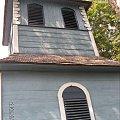 dzwonnica w Holi #cerkiew #dzwonnica #Polesie