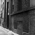 boczna uliczka w China Town #Manchester #ChinaTown #uliczka