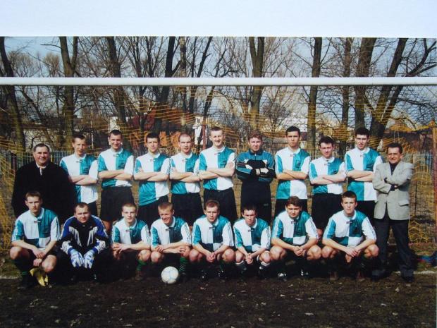 MKS Ruch Ryki marzec 2001 #Ryki
