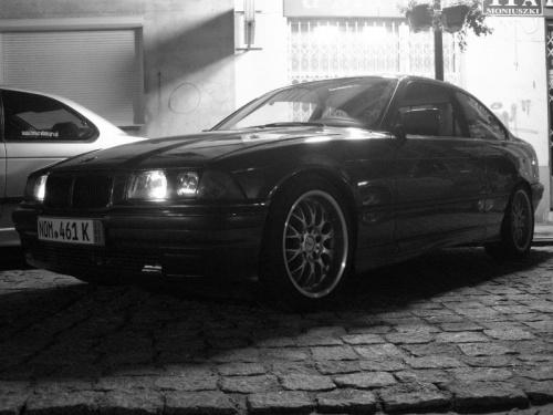 e36 coupe...