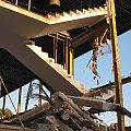 kolska #kolska #asp #warszawa #rozbiórka #budowla #zniszczenie #koparka